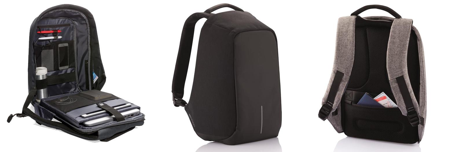 XD Design Bobby Anti-Theft Backpack (Black)